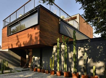 """Raimundo Anguita: """"El uso de la madera hace a la arquitectura muy bonita y atractiva"""""""
