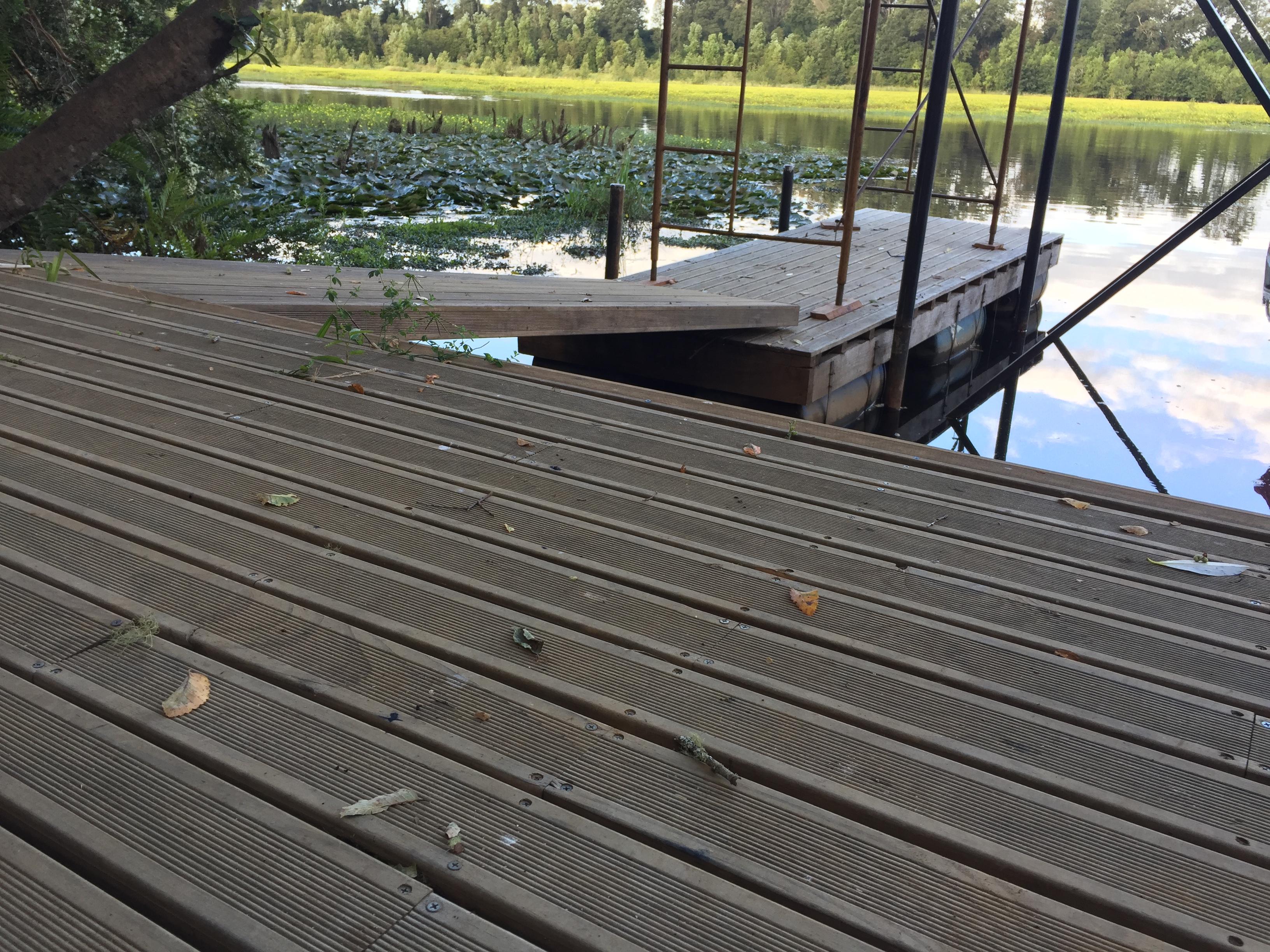 Deck Pino Termotratado