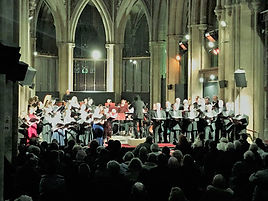 Instant Opera Chorus with Thames Philhar