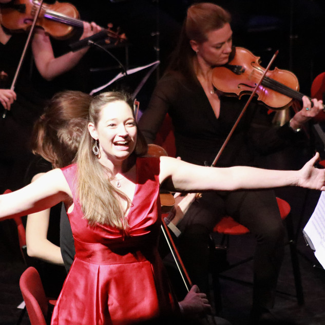 Instant Opera Star Camilla Jeppeson - Ph