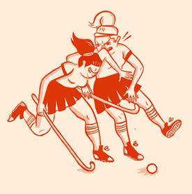 Field Hockey Hustle