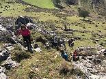 Pico de Prado Tejora igotzen.JPG