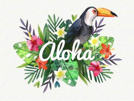 Mais que signifie ''Aloha'' ?