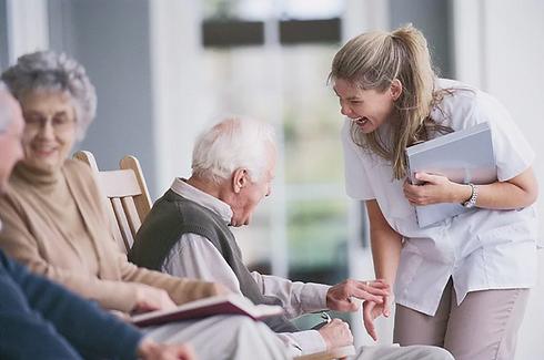 aide aux seniors