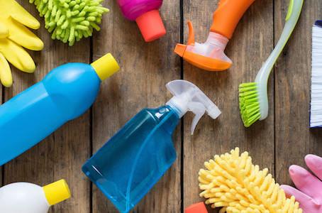 Le nettoyage 100% écolo c'est possible !