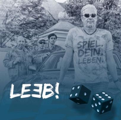 LEEB! Band Musik CD Spiel.Dein.Leben