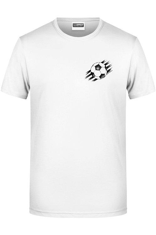 """Männer-Shirt: """"Einfach der Ball"""""""
