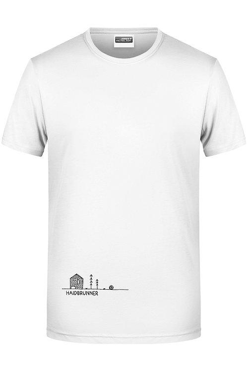 "Männer-Shirt: ""Kleiner Haidbrunner"""