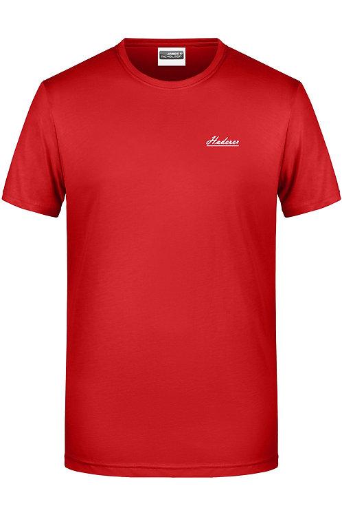 "Männer-Shirt: ""Haderer"""