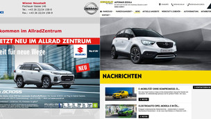VdV: Allrad Zentrum und Opel Zezula - eine perfekte Kombination