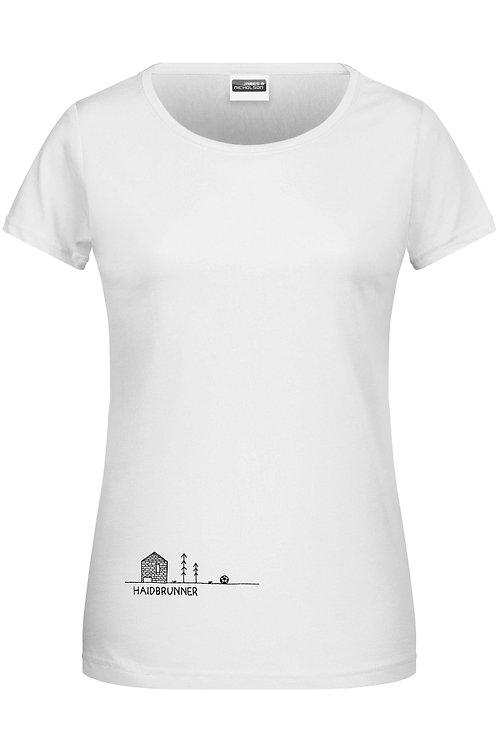 """Frauen-Shirt: """"Kleiner Haidbrunner"""""""
