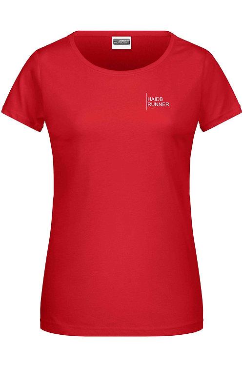 """Frauen-Shirt: """"Haidb-Runner"""""""