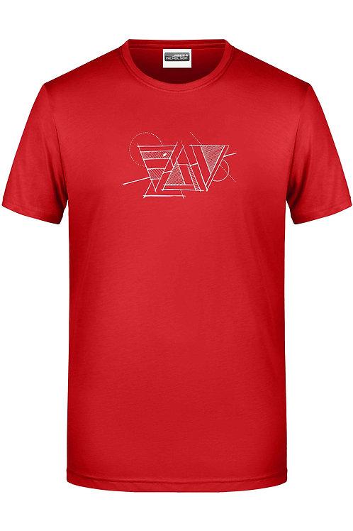 """Männer-Shirt: """"ESV abstrakt"""""""
