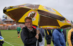 Amesbury Rugby Club Supporter