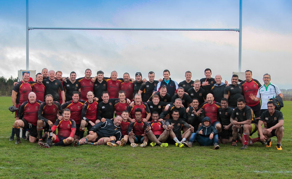 Amesbury Rugby Club v Chobham RFC