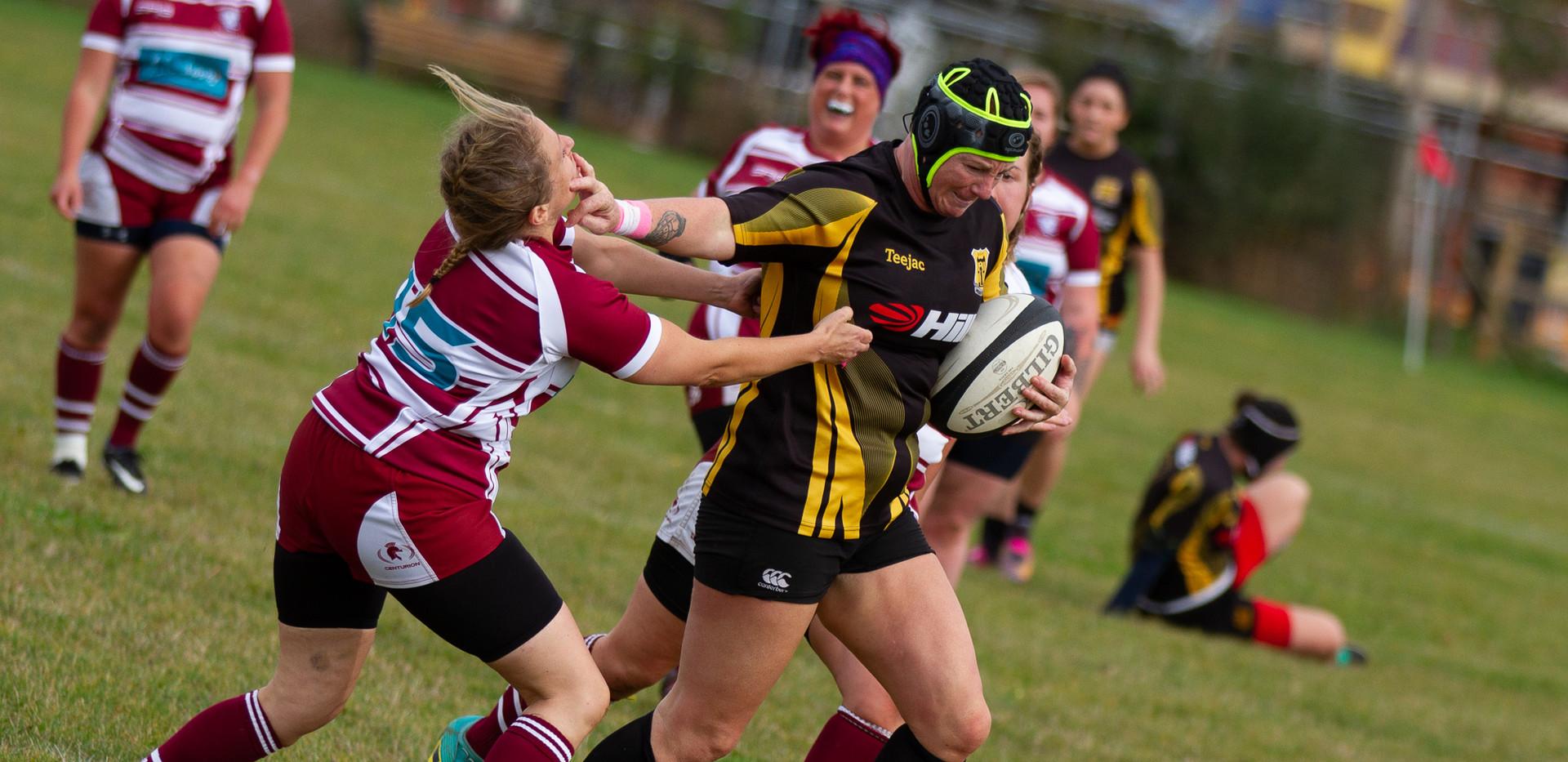 Ladies Rugby