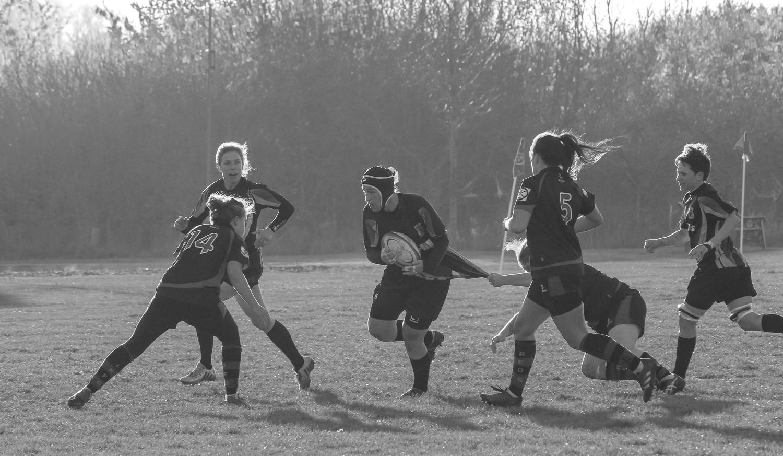 Amesbury Ladies Rugby