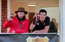 Amesbury Rugby Club Spectators