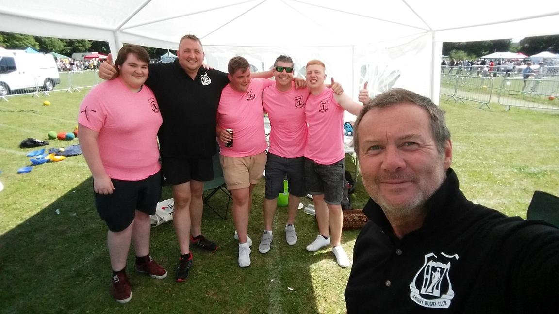 Amesbury Rugby Club at 2017 Amesbury