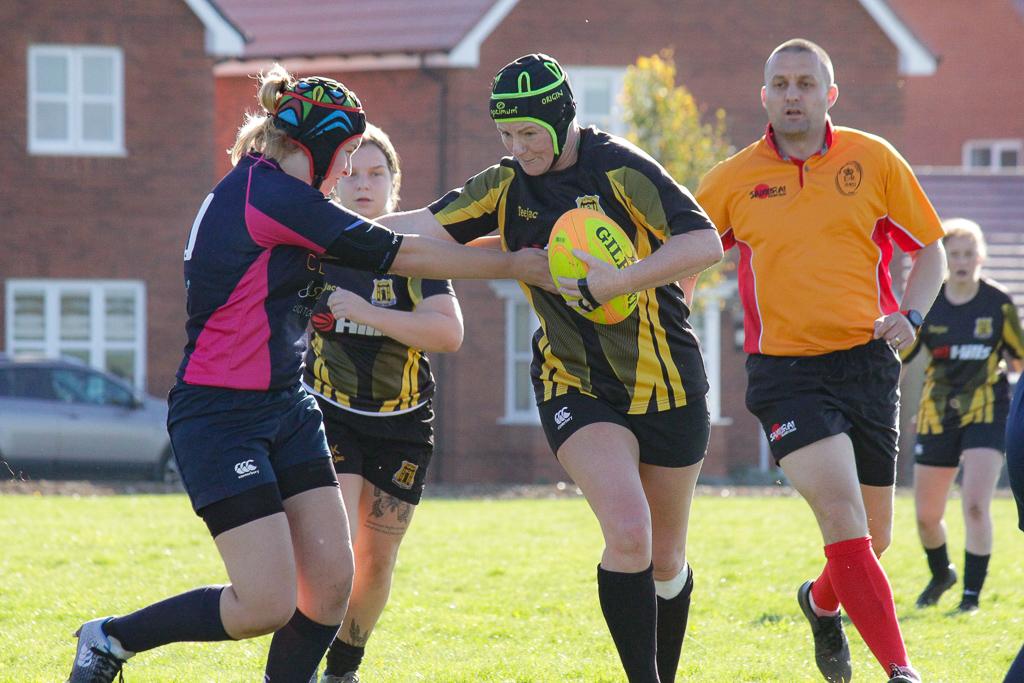 Amesbury Rugby Club - Womens Rugby Team