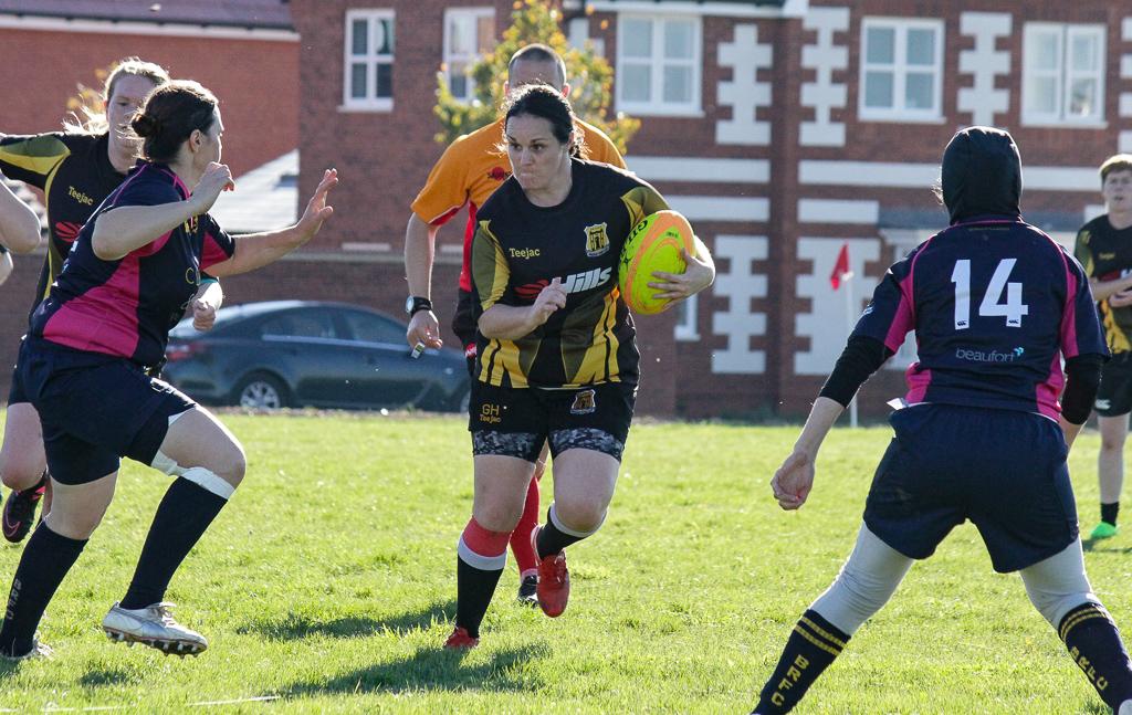 Amesbury Rugby Club - Womens Rugby
