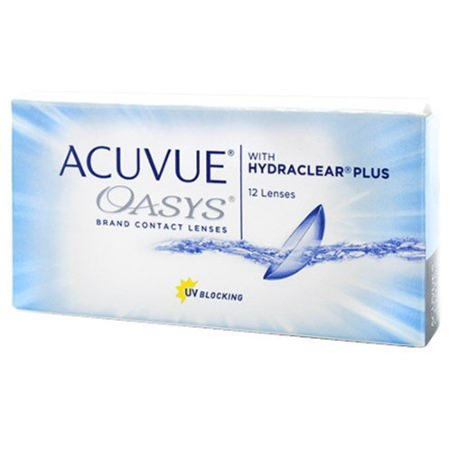 Acuvue Oasys with Hydraclear - Box of 12 Lenses