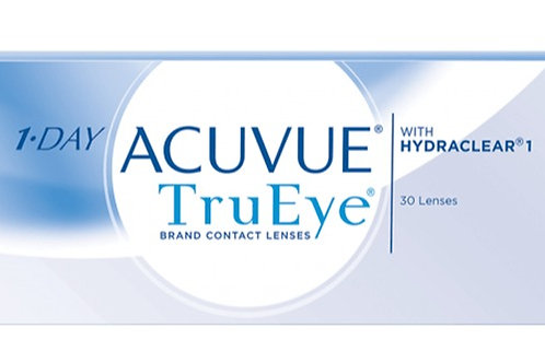 Acuvue 1-Day Trueye - Box of 30 Lenses