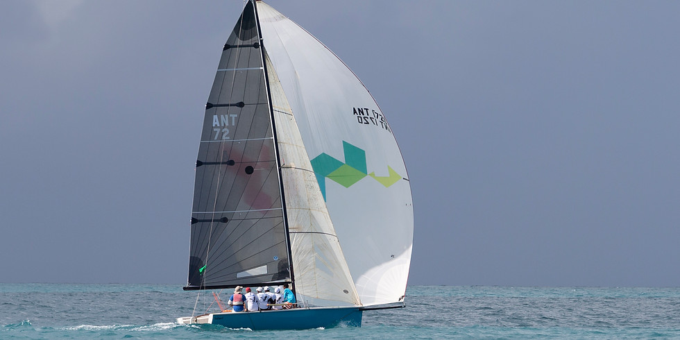Sailing - Winter Series 7