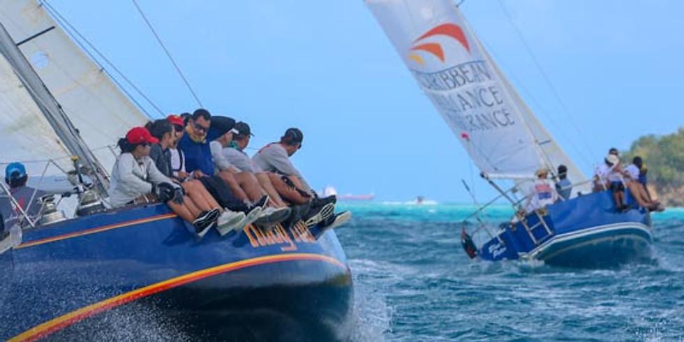 Saturday Sailing - Winter Series Race 6.