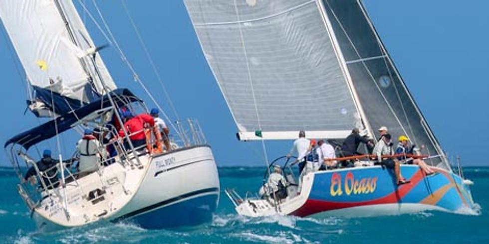 Saturday Sailing. No.8 in the winter series.