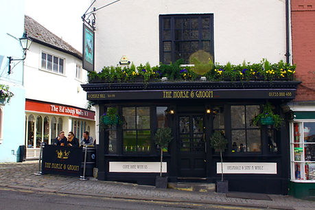 The Horse and Groom Windsor