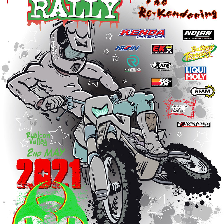 ADMCC Kenda Rally 2021 - ENTRY CLOSED: ALL TICKETS SOLD OUT !!