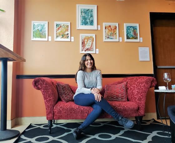 Meet the Artist: Edmari Hernandez Silen