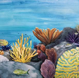 Shifting Reef Memories