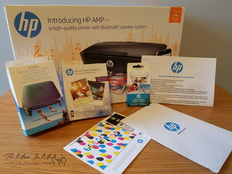 HP Millennial Influencer Welcome Kit 2017