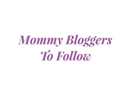 Mom Bloggers of 2020
