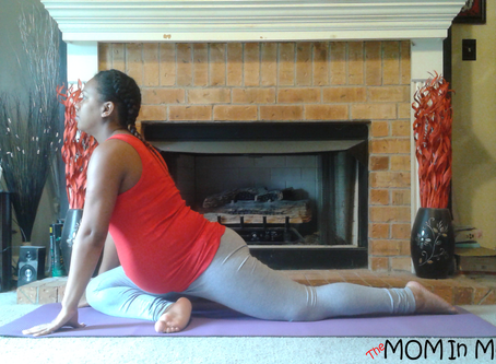Yoga for the expecting mom