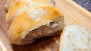 Pull Apart Coconut Milk Bread