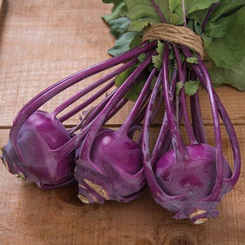 Vienna Purple Kohlrabi