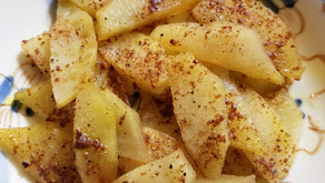 Spice Baked Apple