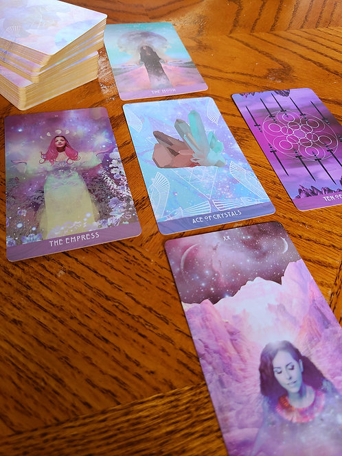 Akashic Tarot Reading