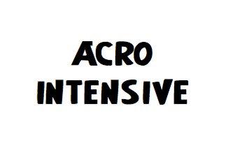 ACRO INTENSIVE