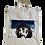 "Thumbnail: ""Jesus Wept"" Tote Bag"