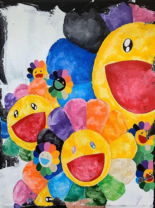 Murakami Flower 01