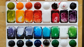 Triadic Color Palette