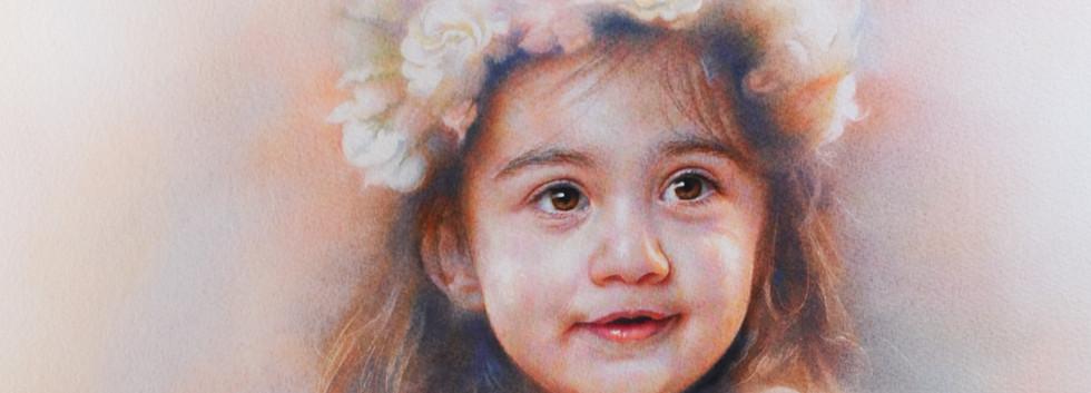 Three-Quarter Length Portrait