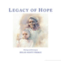 Legacy of Hope, Paintings and Drawing by