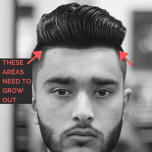 How to Grow Out the Undercut - New York Barbers   Berwick Barber