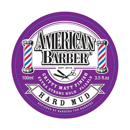 Hard Mud | AMERICAN BARBER