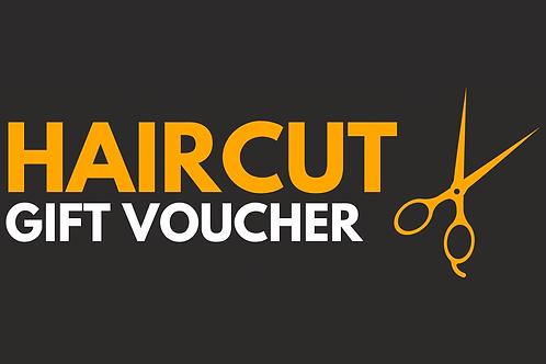 Haircut Gift Voucher